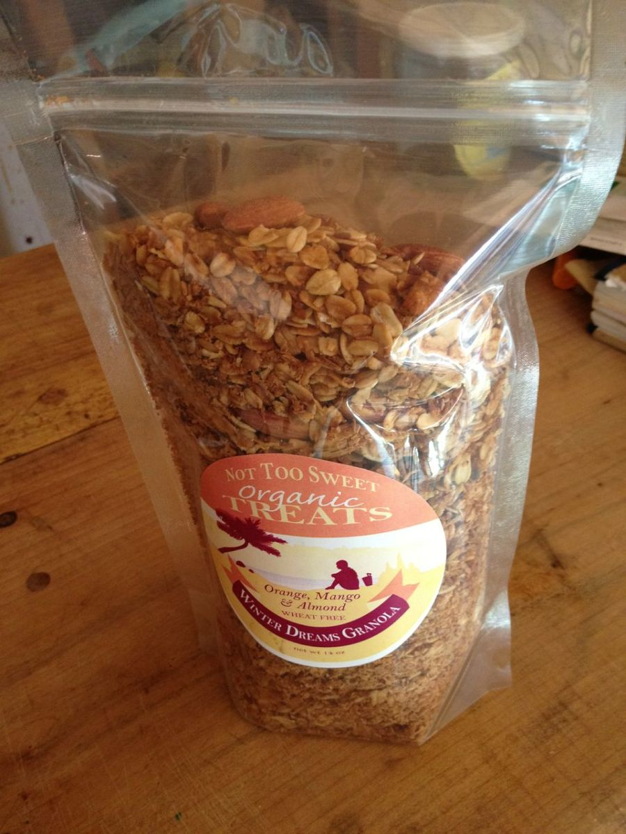 Painted Pepper Farm Granola
