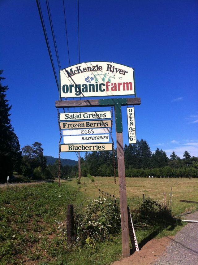 McKenzie River Farm Stand