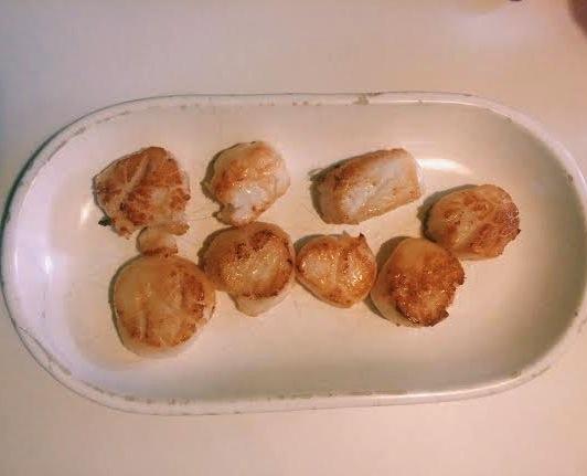 Scallops, pre-devouring!
